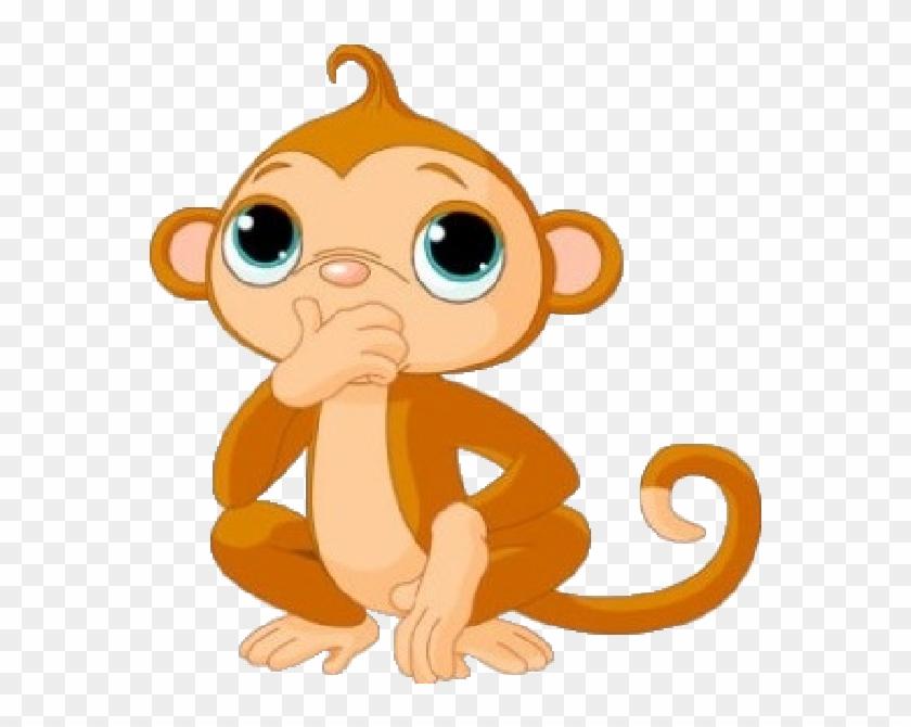 Animated Baby Monkey Funny Monkey Images Projects To - Monkey Clip Art #178682