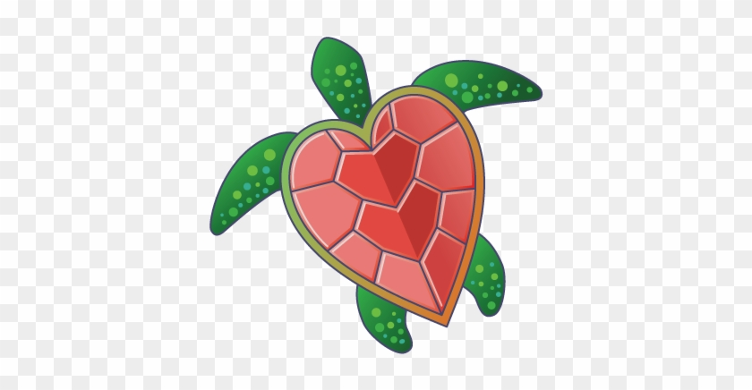 Turtle Clipart Valentine - Happy Valentines Day Turtle #178798