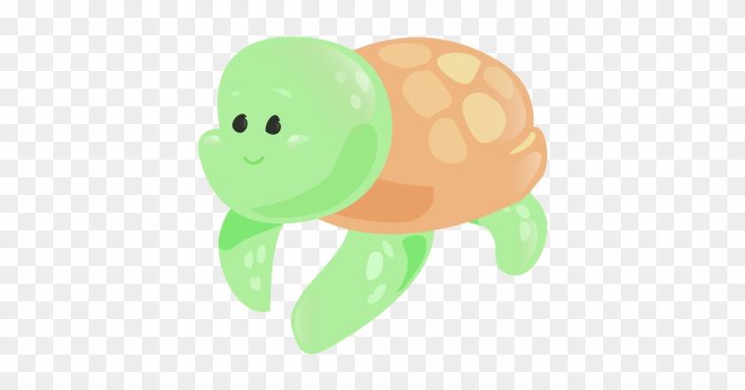 Mobymax - Green Sea Turtle #178866
