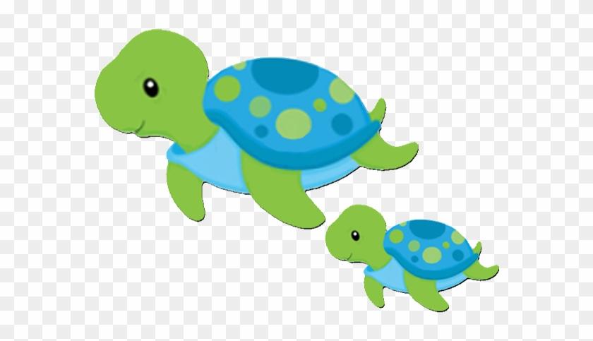 Animal Turtle - Baby Sea Turtles Cartoon #178891
