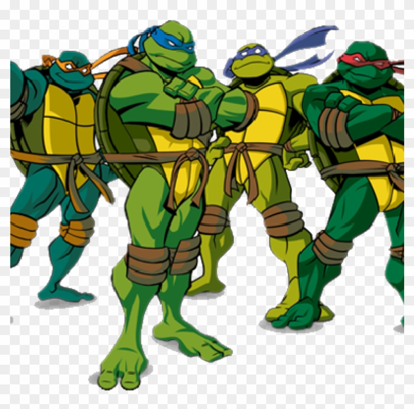 Tmnt Clipart Teenage Mutant Ninja Turtles Clipartsco