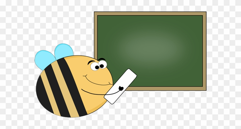 Bee Chalkboard - Chalk It Up To An Amazing School Year #179255