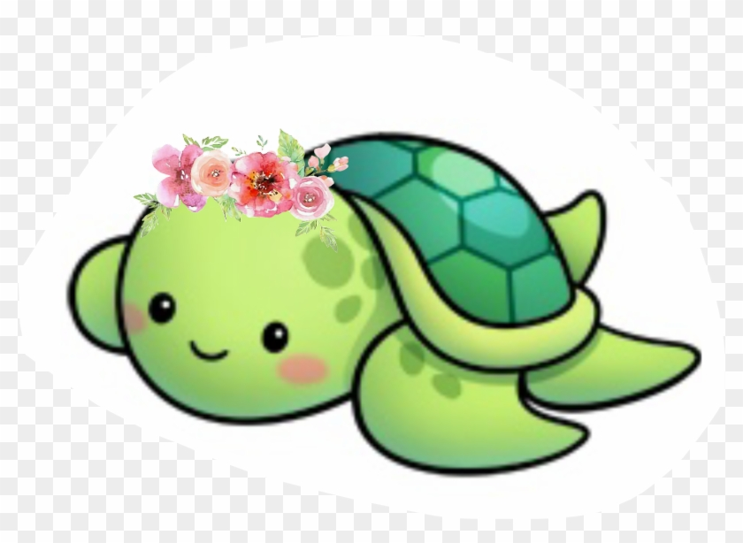 Report Abuse - Cute Sea Turtle Drawing #179282