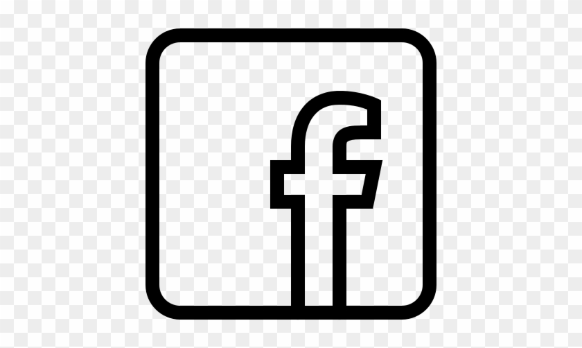 Icon free white black facebook and Ultimate Free