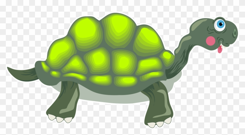 Big Image - Tortoise Clipart #179377
