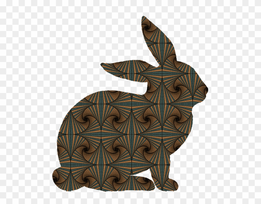 Paradox Bunny - Black Rabbit Png #179393