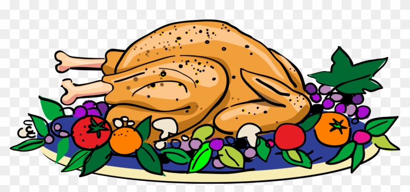 thanksgiving dinner clip art turkey dinner clipart