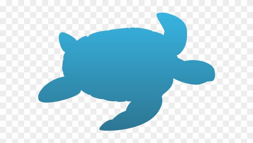 Sea Turtle Temporary Tattoo - Sea Turtle Decal #179493