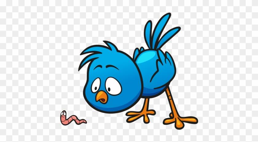 Clipart Solucan Izleyen Kus Birds Cartoon Free Transparent Png