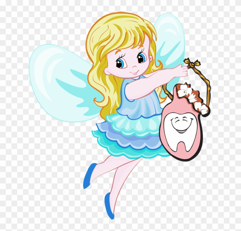 picture about Free Printable Tooth Fairy Certificate called Teeth Fairy Clipart - Printable Enamel Fairy Certification
