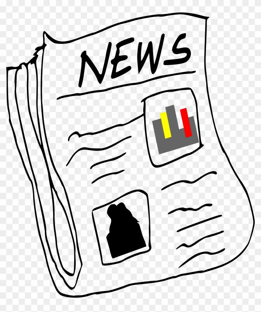 big image - newspaper clipart png - free transparent png clipart