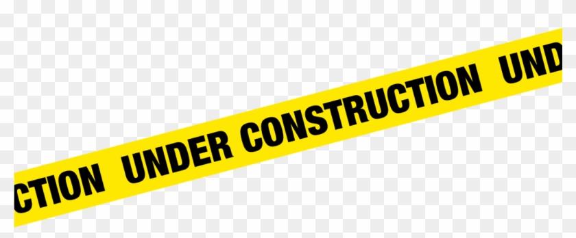Construction Border Cliparts - Under Construction Tape Clip Art #179930