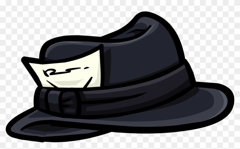 News Room Hat - Club Penguin Press Hat #179974