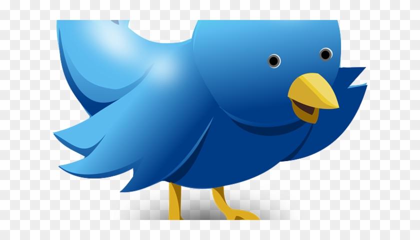 Twitter News - Twitter Tweet Bird Funny Cute Blue Messaging Mugs #180029