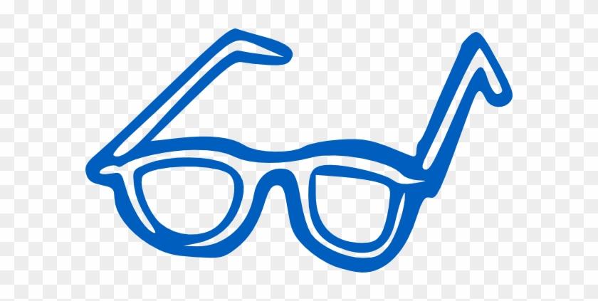 Sunglasses Clipart Blue - Sunglasses Clip Art #180163