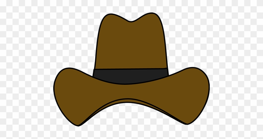 Rope Clipart Transparent Background Large - Cowboy Hat Png Clipart #180327