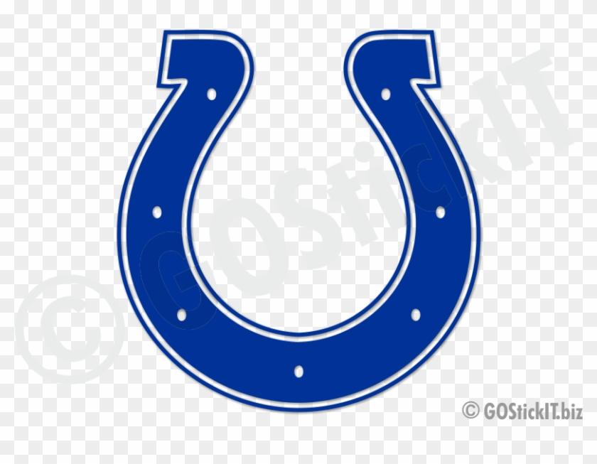 Colts Football Symbol , Colts - Indianapolis Colts Logo Vector #180384