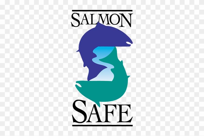 News - « - Salmon Safe Logo #180559