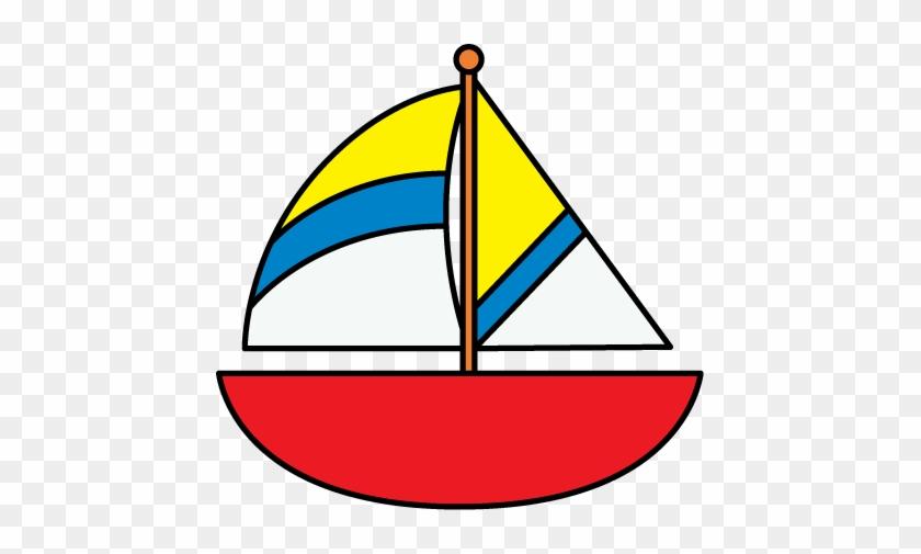 Sailboat Clipart Free Download Clip Art Free Clip Art - Clip Art Of Boat #180593