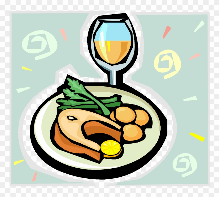 Dinner Clipart Free Images - Dinner Icon #180655