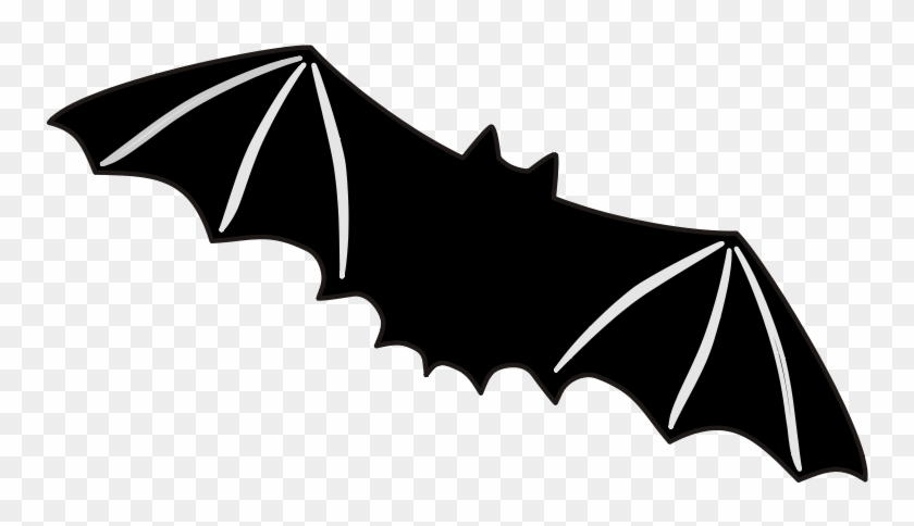 Bat Scary Clip Art Download - Bat Clip Art #180988