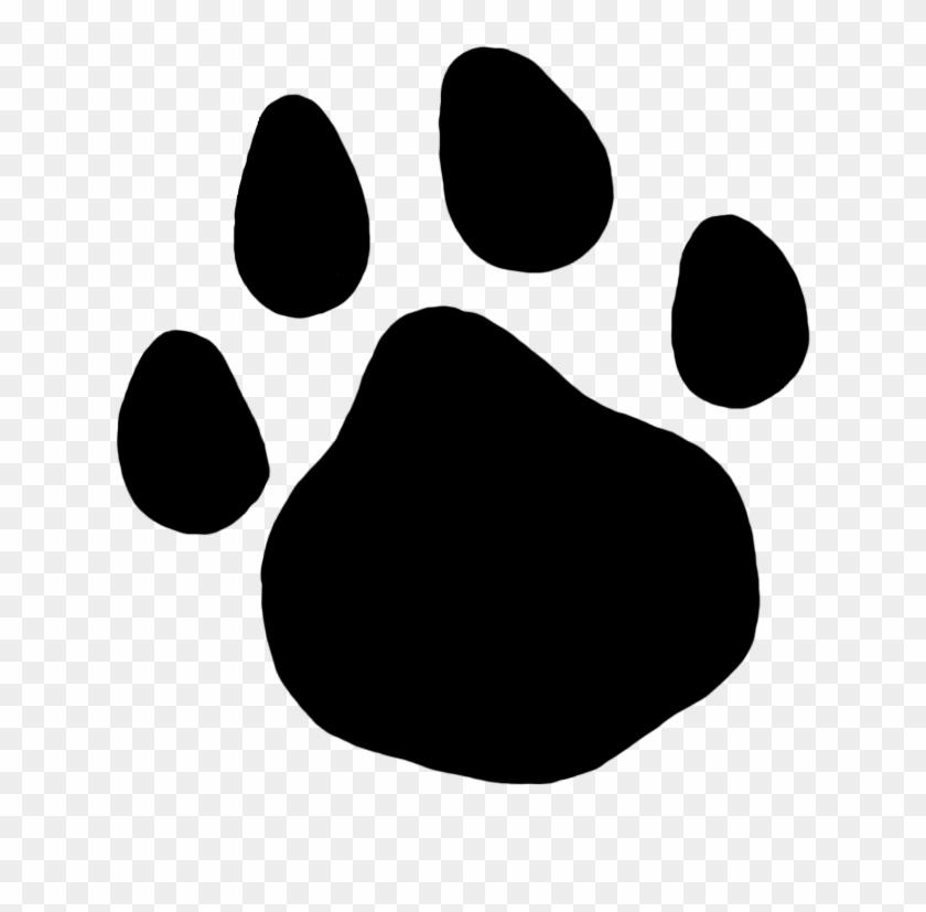 Cat Paw Print Clip Art Clipartfest - Cat Paw Print Png #181052
