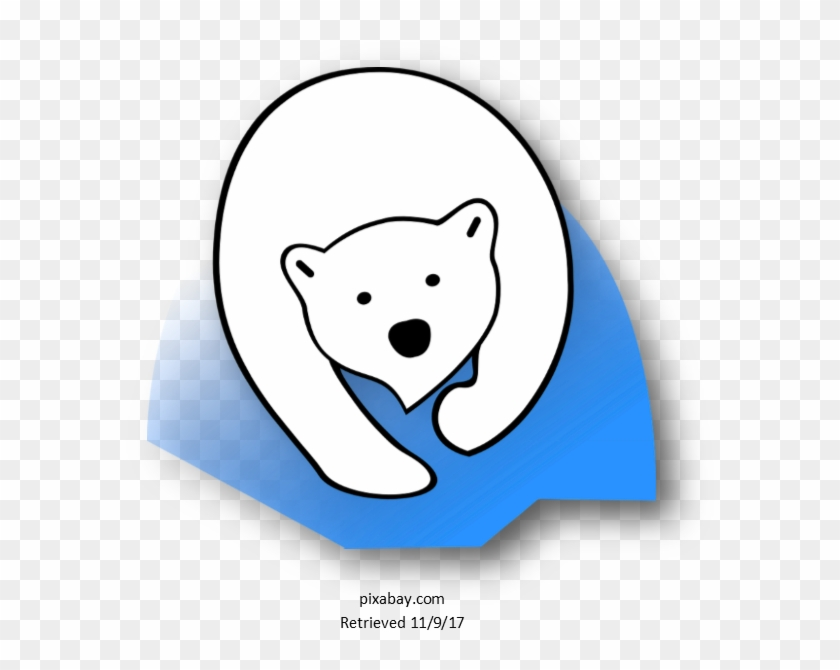 Background Information - Polar Bear Clip Art #181252