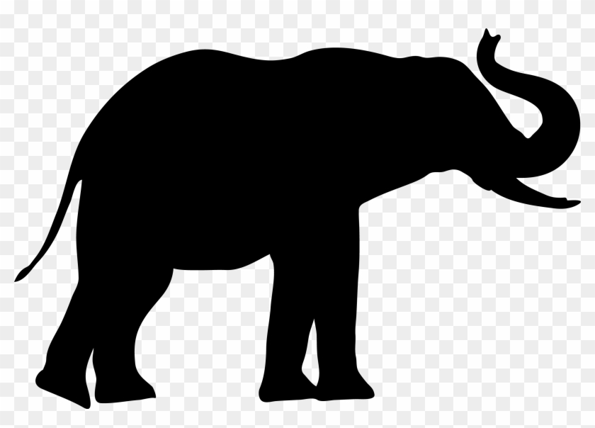 Asian Elephant Clipart Big Elephant Silhouette Of An Elephant Free Transparent Png Clipart Images Download Black and white elephant mandala , nelumbo nucifera elephant ornament illustration, elephants and lotus transparent background png clipart. asian elephant clipart big elephant