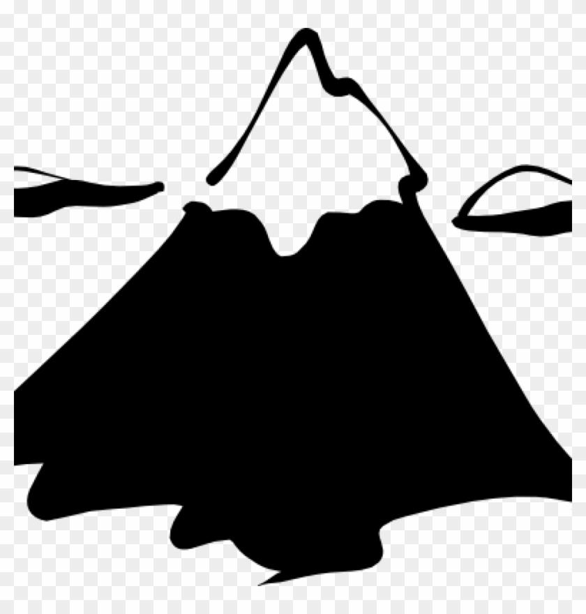 Mountain Clipart Mountain Clip Art Free Download Clipart - Mountain Peak Cartoon #181755