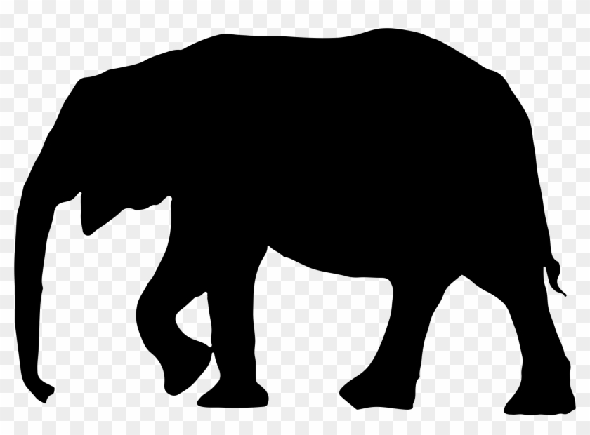 Cute Elephant Silhouette Best Black Bear Silhouette Free Transparent Png Clipart Images Download Three species are recognised, the african bush elephant (loxodonta africana). cute elephant silhouette best black