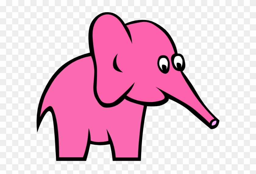 Don T Think About A Pink Elephant #181895