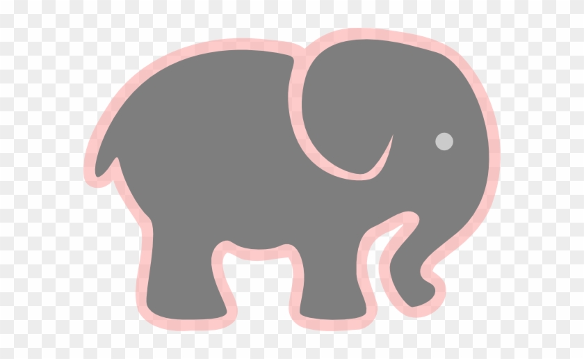 Grey Baby Elephant Clipart Grey And Pink Elephants Free Transparent Png Clipart Images Download # elephant png & psd images. grey baby elephant clipart grey and