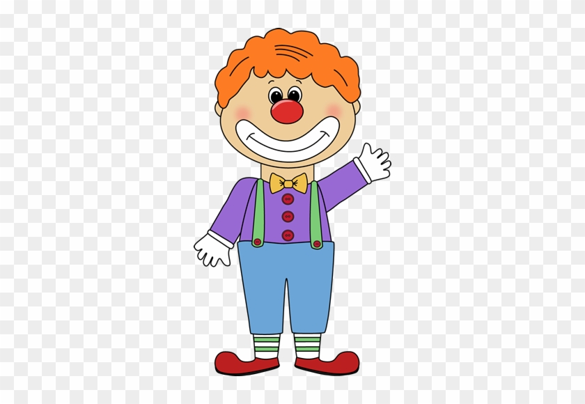 Clown Clip Art Image - Circus Clown Clipart #182018
