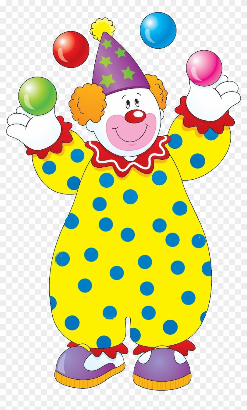 Clowns, For Kids, Tips, Party, Park - Circus Clown Clipart #182021