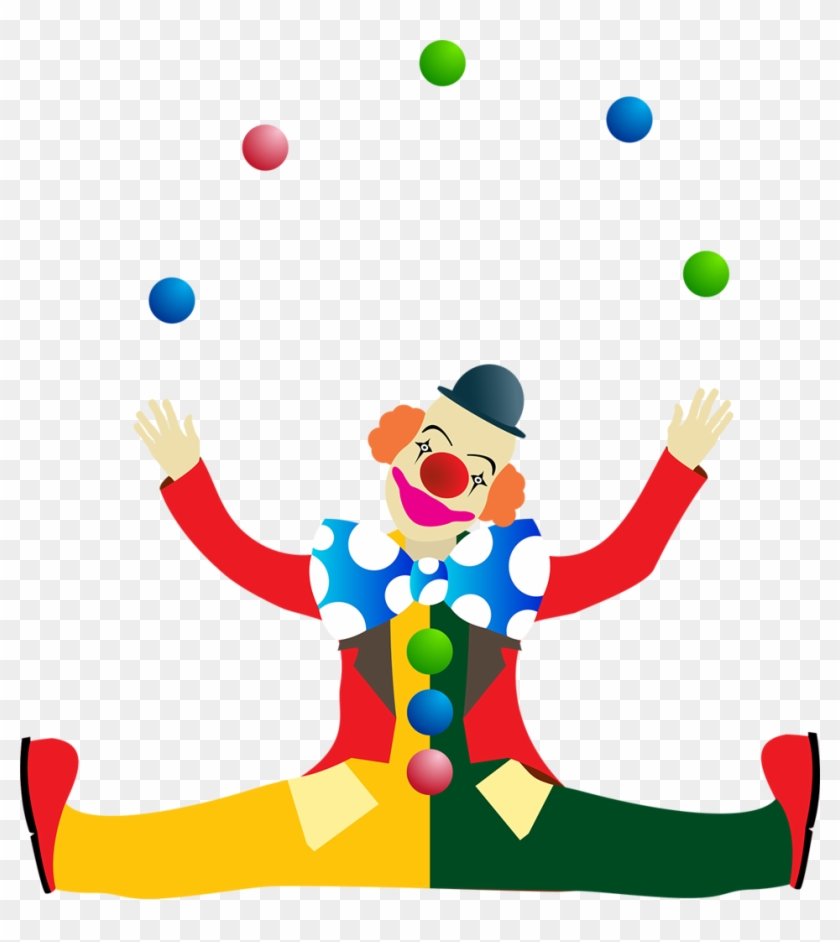 Circo & Palhaço E Parque - Clown #182036
