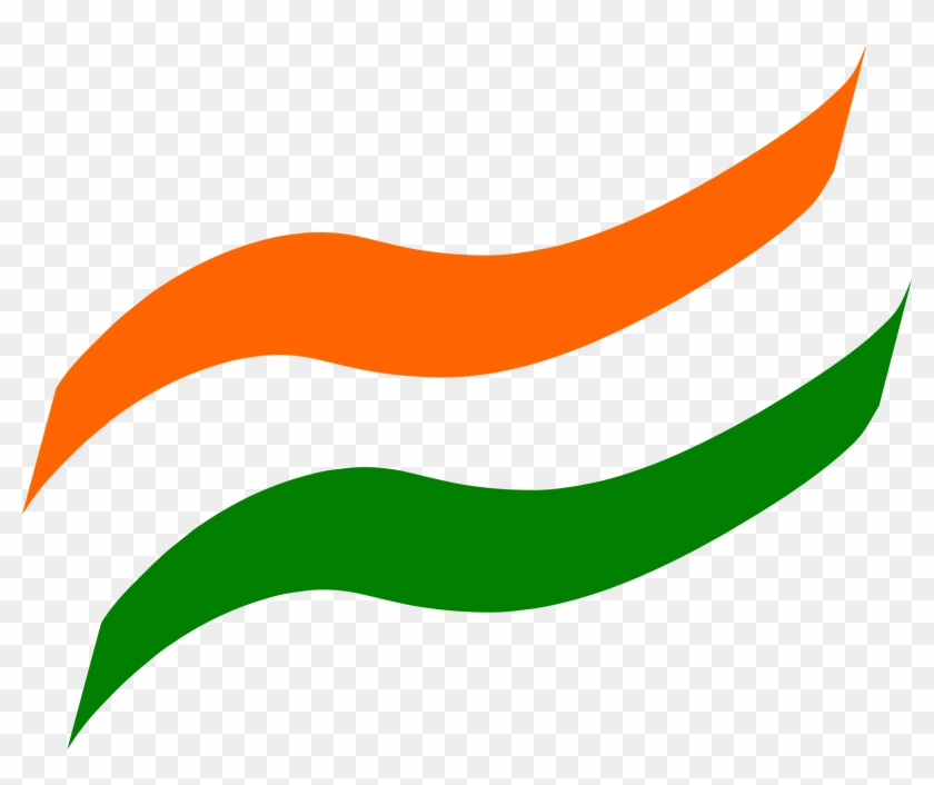 Clipart Indian Flag - Indian Flag Png #182124
