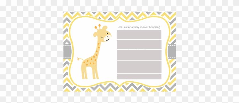 Error Message - Baby Shower Invitation Neutral #182151