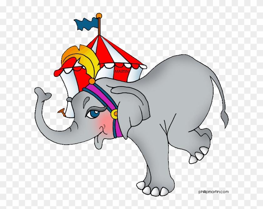 Circus Cartoon Animal Clip Art Images - Circus Animals Clip Art #182176
