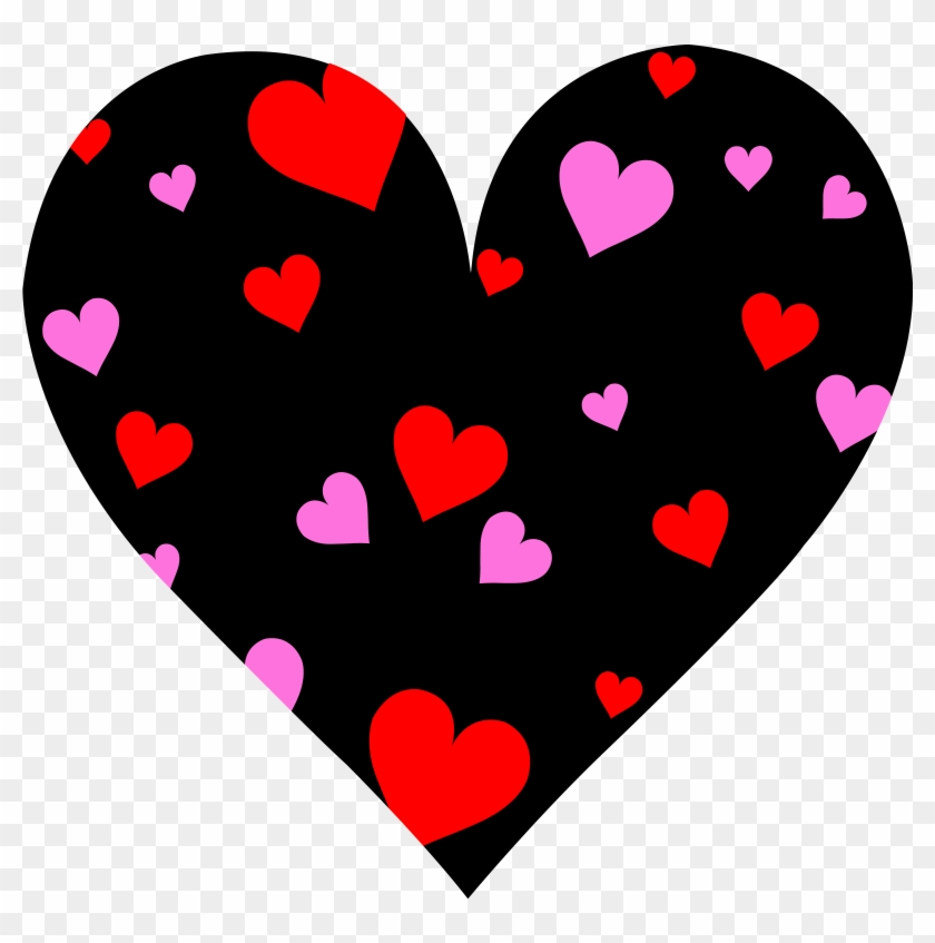 Free Valentine Clipart - Valentines Day Heart Clipart #182208