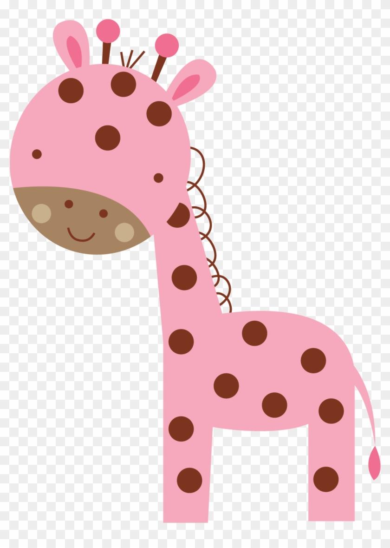 Giraffe Nails, Giraffe Photos, Baby Books, Baby Pictures, - Baby Giraffe Pink Clipart #182247
