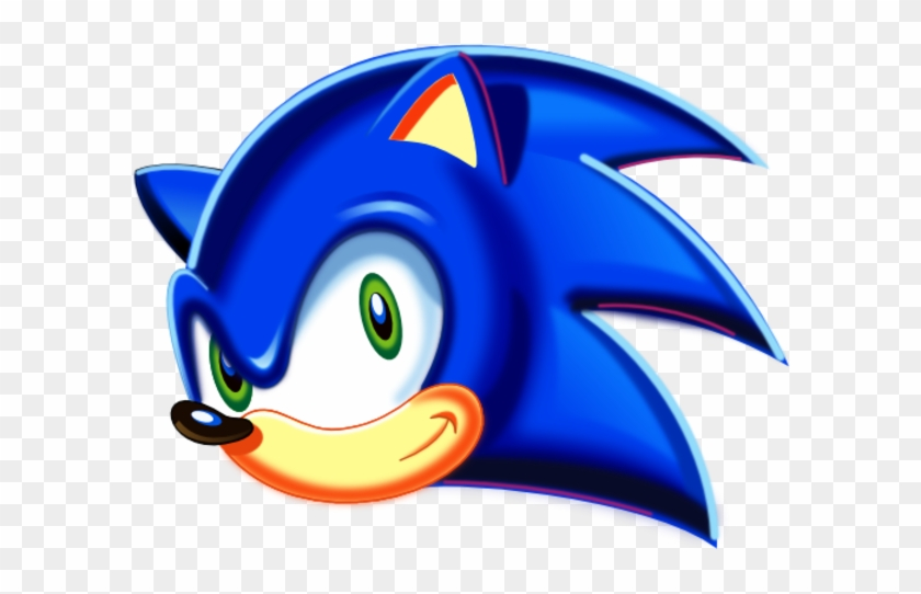 Sonic Clip Art Sonic The Hedgehog Head Png Free Transparent Png Clipart Images Download