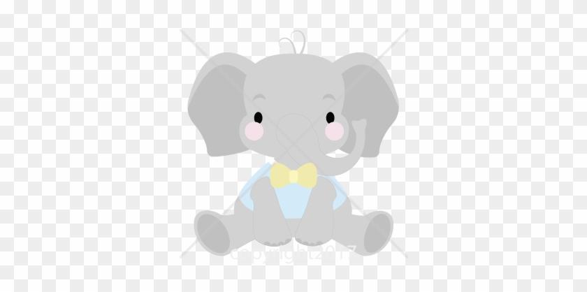 Baby Boy Elephant- - African Elephant #182341