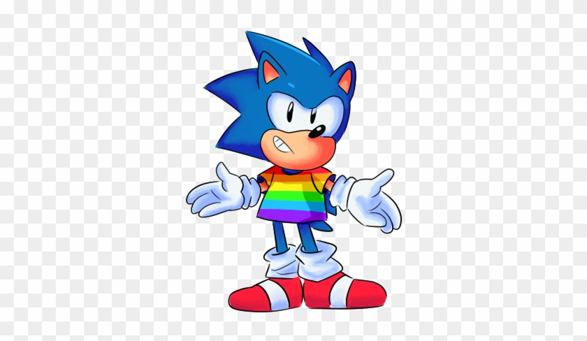 Birthday Hat Clipart Transparent Sonic The Hedgehog Gay Free Transparent Png Clipart Images Download