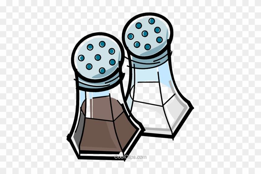 Beautiful Salt Clipart Salt And Pepper Clipart Clipart - Cartoon Salt And Pepper Shakers #1027182