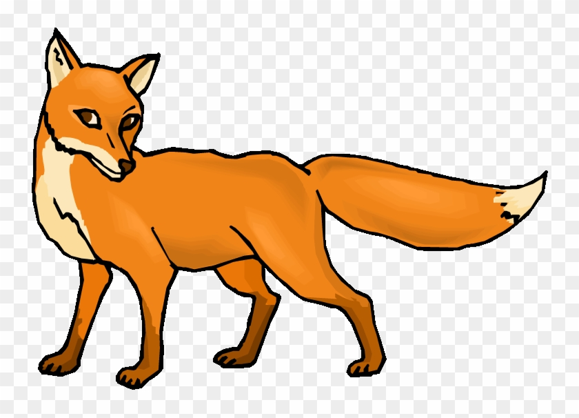 Free Fox Clipart Image Food Chains In The Forest Free Transparent Png Clipart Images Download