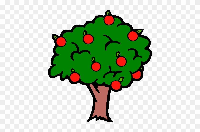 Free Apple Tree Clipart #1028437