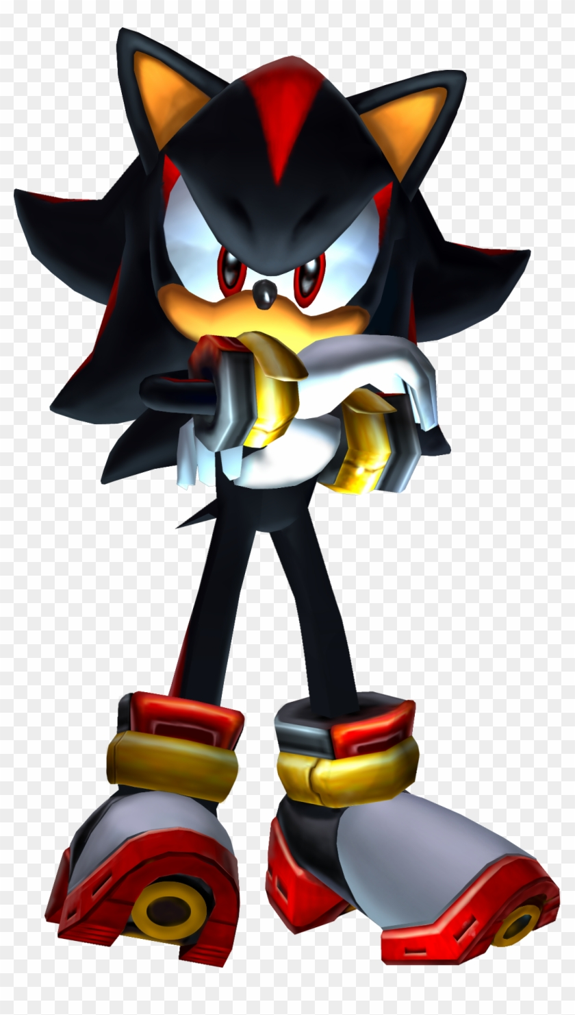 Shadow The Hedgehog Sonic Adventure 2 Shadow Free Transparent Png Clipart Images Download