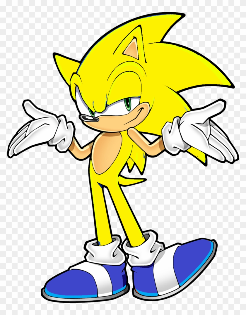 Sonic I Don T Know Sonic The Hedgehog Video Game Characters Sonic Free Transparent Png Clipart Images Download