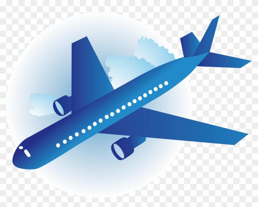 Airplane Aircraft Flight Air Transportation - Airplane #1028587