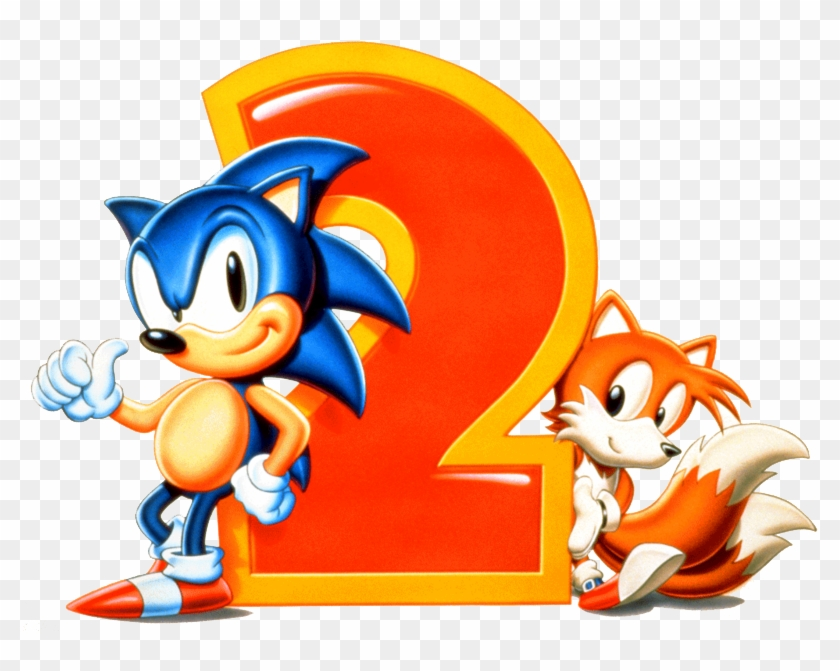 Sonic The Hedgehog 2 Svg Free Transparent Png Clipart Images Download